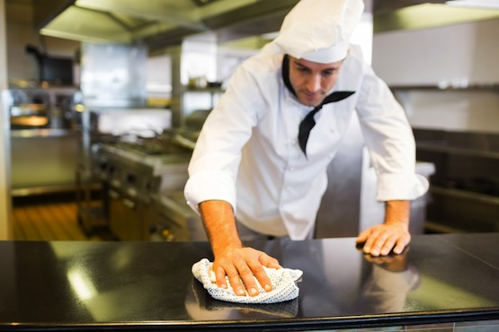 Selecci n de productos de limpieza y desinfecci n para el for Limpieza y desinfeccion de alimentos